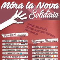 Móra la Nova solidària - Maig 2016