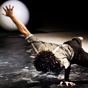 Espectacle 'Morte del cigno' de Daniele Sorisi i Magdaclan Circo