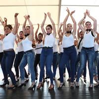 Mostra final dels cursos d'iniciació Deltebre Dansa - 2017