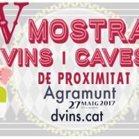 V Mostra de Vins i Caves de proximitat, Agramunt, Urgell, maig, 2017, Surtdecasa Ponent