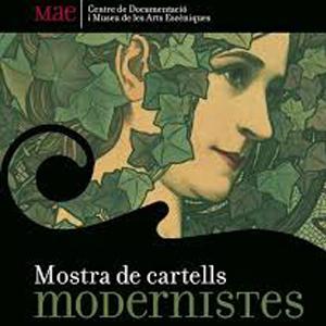 Exposició 'Cartells Teatrals Modernistes'