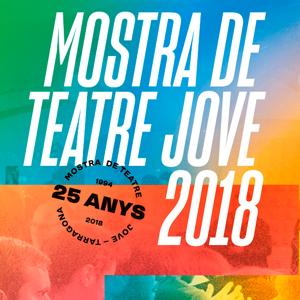 25a Mostra de Teatre Jove