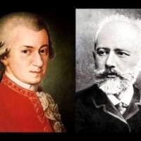 Mozart i Txaikovski