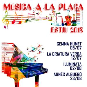 Música a la plaça, Sant Jaume de Llierca,