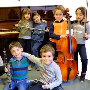 Concert de l'Escola Municipal de Música de Balaguer