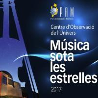 Música sota les estrelles