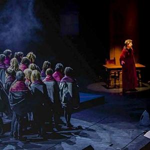 Espectacle 'L'Esperit del Nadal' a càrrec del Cor Geriona