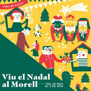 Nadal al Morell, 2018