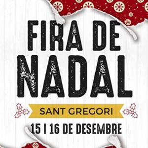 Fira de Nadal de Sant Gregori, 2018