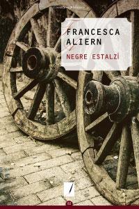 Llibre 'Negre estalzí' de Francesca Aliern