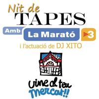 Nit de tapes amb La Marató - Mercat de Tortosa 2017