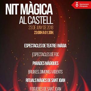 Nit màgica al Castell - Amposta 2018