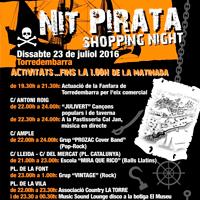 Nit Pirata Shopping Night
