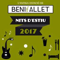 Nits d'estiu a l'Estació de Benifallet - 2017