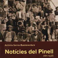 Llibre 'Notícies del Pinell' d'Antònia Serres