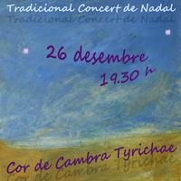Concert de Nadal - Cor de Cambra Tyrichae 2017