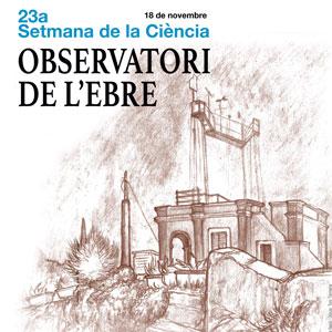 Observatori de l'Ebre - 23a Setmana de la Ciència 2018