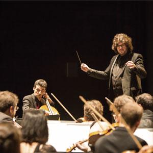 Orquestra Simfònica Camera Musicae, Tomàs Grau, Orquestra, Director