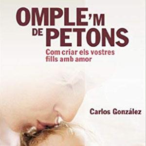 Llibre 'Omple'm de petons' de Carlos González
