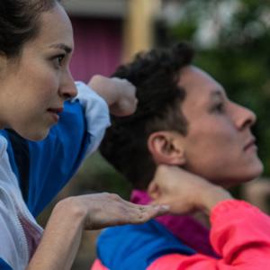 Espectacle 'One hit wonder' - Carla Segovia i Guillermo Aguilar