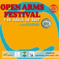 Open Arms Festival - El Perelló 2017