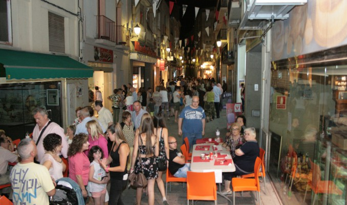 Mollerussa Open Night, comerç, juliol, Pla d'Urgell, Mollerussa, música, dj, dansa, humor, sorteig, Lleida, Surtdecasa Ponent