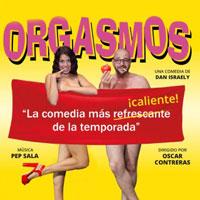 Teatre 'Orgasmos' amb Roger Pera i Sam Sánchez