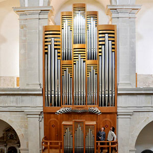 Orgue de La Selva del Camp