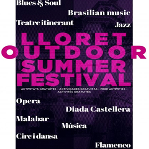 Outdoor Summer Festival