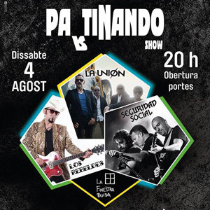 Partinando Show Pop Festival - La Ràpita 2018