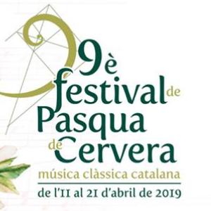 9è Festival de Pasqua de Cervera