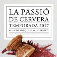 La Passió, Teatre, Espectacle, Cervera, Segarra, Març, 2017, Surtdecasa Ponent