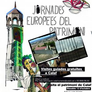 Jornades Europees Patrimoni Calaf