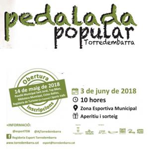Pedalada Popular Torredembarra 2018