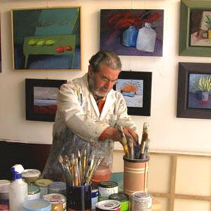 Exposició 'Pedro M. Calavia. In memoriam' a Cambrils, 2019