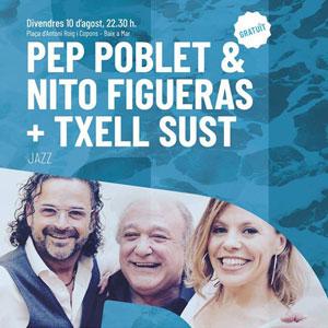 Concert de Pep Poblet i Nito Figueras + Txell Sust