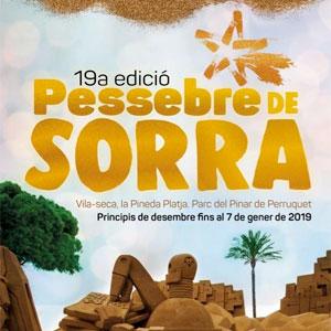 19a edició del Pessebre de Sorra