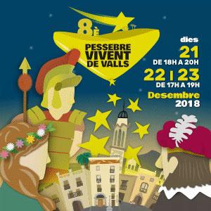 Pessebre Vivent de Valls 2018