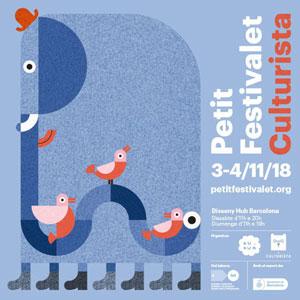 Petit Festivalet Culturista - Barcelona 2018