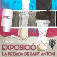 Exposició 'La petjada de Sant Antoni' - Alcanar 2018
