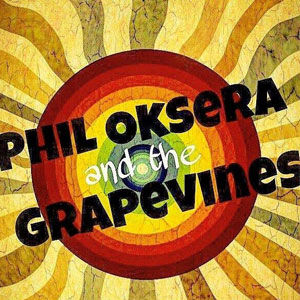Grup de funk, soul i rock, Phil Oksera and the Grapevines