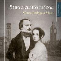 Llibre 'Piano a cuatro manos', de Conxa Rodríguez