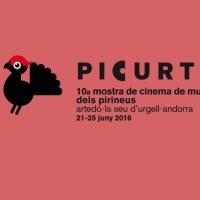 Picurt, mostra cinema de muntanya, Surtdecasa Ponent, juny, Pirineus, Artedo, La Seu d'Urgell, Andorra