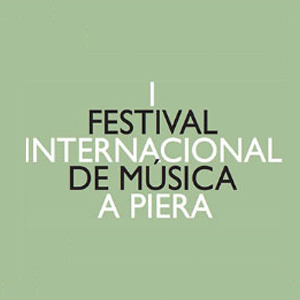 Festival Internacional de Música de Piera