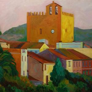 Exposició de pintura de Rosa Ferrer