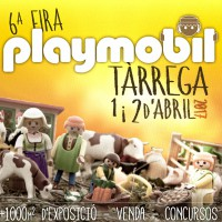 6a Fira Playmobil Tàrrega, Fira Playmobil, Playmobil, Tàrrega, Fira Playmobil Tàrrega, 2017, Terres de Ponent, Ponent, Lleida, Terres de Lleida