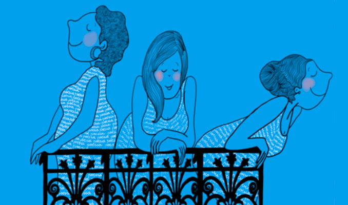Festival Poesia als Balcons - Gandesa 2017