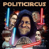 """Exposició """"PolitiCircus. Imperi o República"""" de Jordi Minguell"""