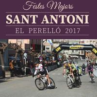 Festes Majors - Sant Antoni - El Perelló 2017