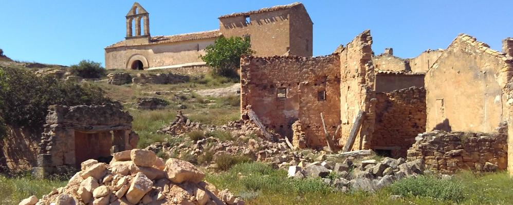 Poble abandonat de Pinyeres